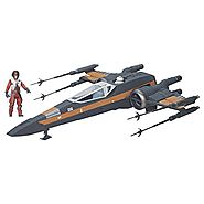 Star Wars The Force Awakens 3.75-inch Vehicle Poe Dameron's X-Wing