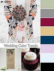Top 2015 Wedding Color Trends: Spring, Summer, Fall, Winter | MagnetStreet Weddings