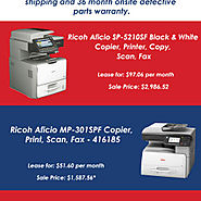 Find the Right Desktop Copiers for Your Business | Visual.ly