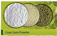 Amazing Health Benefits of Guar Gum Powder