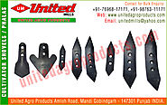 cultivator Shovels / Phalas manufacturers exporters in india