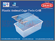 Animal Cage (Twin Grill) Suppliers India