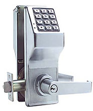 Commercial Keyless Entry Lock