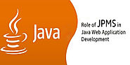 What is the role of JPMS in the Java Web Application Development?