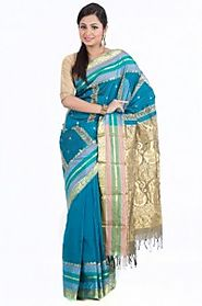 Top Five Silk Sarees for This Wedding Session