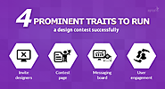 4 prominent traits to run a design contest successfully