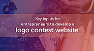 Key inputs for entrepreneurs to develop a logo contest website