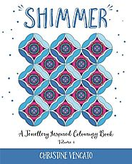 Shimmer (A Jewellery Inspired Colouring Book) (Volume 4)