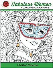 Fabulous Women: A Colouring Book for Adults: Lovely Ladies at Work and Leisure Paperback – February 3, 2016