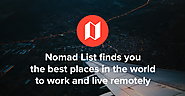 Nomad List - The Best Cities to Live and Work Remotely
