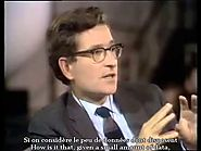 Noam Chomsky vs Michel Foucault FULL DEBATE 1971 - French Subtitles