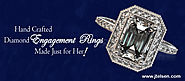 Diamond Engagement Rings, Fine, Classic, Antique & Designer Diamond Rings - Jtelsen