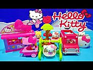 Hello Kitty Toys Collection ❤ Hello Kitty Colección de Juguetes ❤ For Kids Worldwide