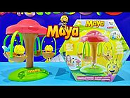 Maya The Bee Playset Carrousel By IMC Toys Video ★ La Abeja Maya Juguete ★ Die Biene Maja
