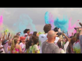 Color Me Rad 5K - Running Shouldn't Be Lame