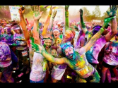 The Color Run St Pete Florida- The Happiest 5K on the Planet