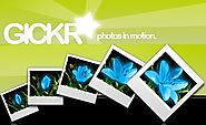 Gickr.com - Best gif maker, make a gif in 2 seconds - upload pictures or get images from Flickr