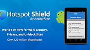 Hotspot Shield Elite VPN Cracked Version Latest
