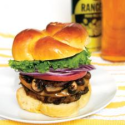 Viking Veggie Burgers with Smoked Gouda | Culture: the word on cheese