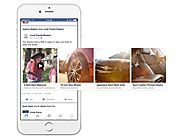 Facebook Adds Video Creative to Carousel Ads