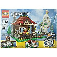 LEGO Creator Mountain Hut 31025