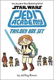 Star Wars: Jedi Academy (Trilogy Box Set) by Jeffrey Brown