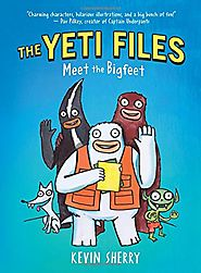 Meet the Bigfeet (The Yeti Files #1) by Kevin Sherry