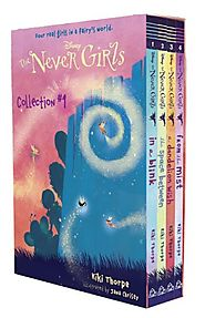 The Never Girls Collection #1 (Disney: The Never Girls) by Kiki Thorpe