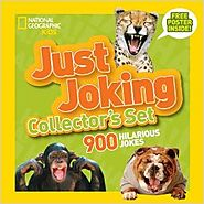 Just Joking Collector's Set (Boxed Set): 900 Hilarious Jokes About Everything