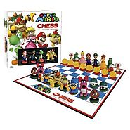 Super Mario Chess Collectors Edition by USAopoly