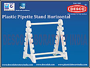Pipette Horizontal Stand Suppliers India | DESCO