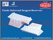 Universal Reagent Reservoir Manufacturers India | DESCO