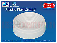 Plastic Flask Stand Manufacturers India | DESCO