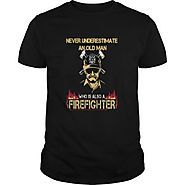 Funny Firefighter T-Shirts For Men That Make Perfect Gifts! - Cool and Fun Stuff for Firefighters