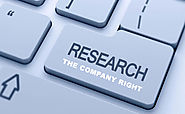 Research about the company