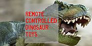 Awesome Remote Controlled Dinosaurs for Kids - Finderists