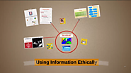 Learning to use information ethically
