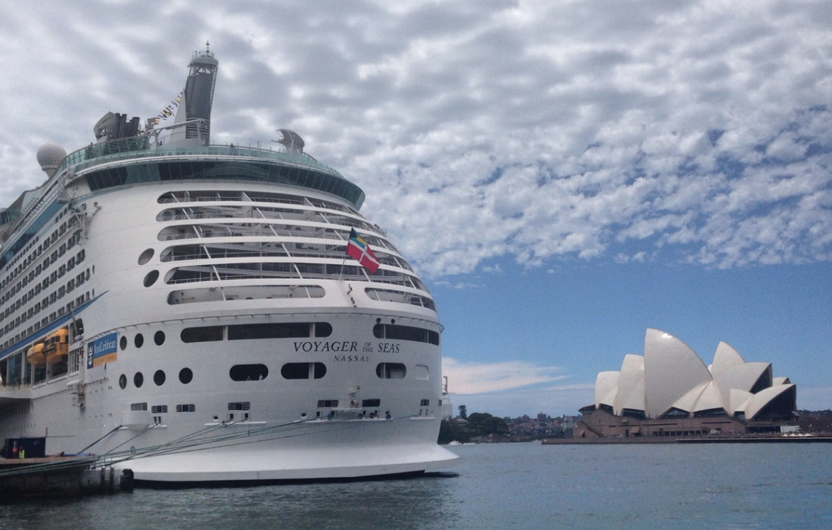 Headline for Fighting Cruise Curves – Five Easy Exercises to do on a Cruise Ship
