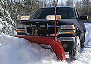 Snowplow Dual Battery Setup -