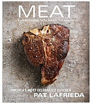 MEAT: Everything You Need to Know Hardcover