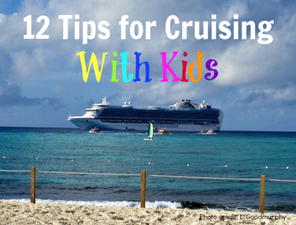 Headline for 12 Tips for Cruising with Kids