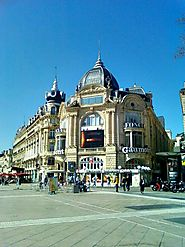 Montpellier – Student City with Stunning Center Square