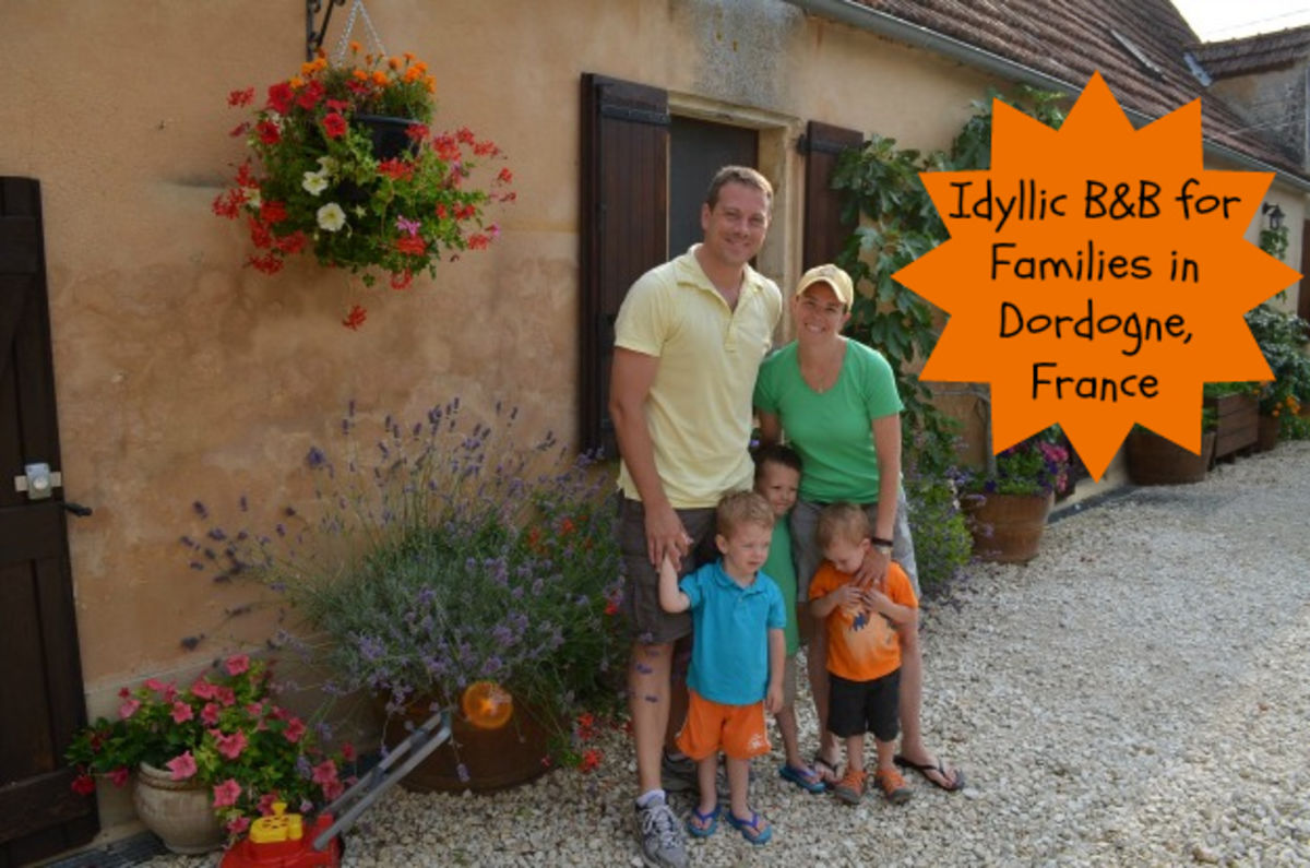 Headline for Le Chèvrefeuille – An Idyllic Bed and Breakfast for Families in Dordogne, France