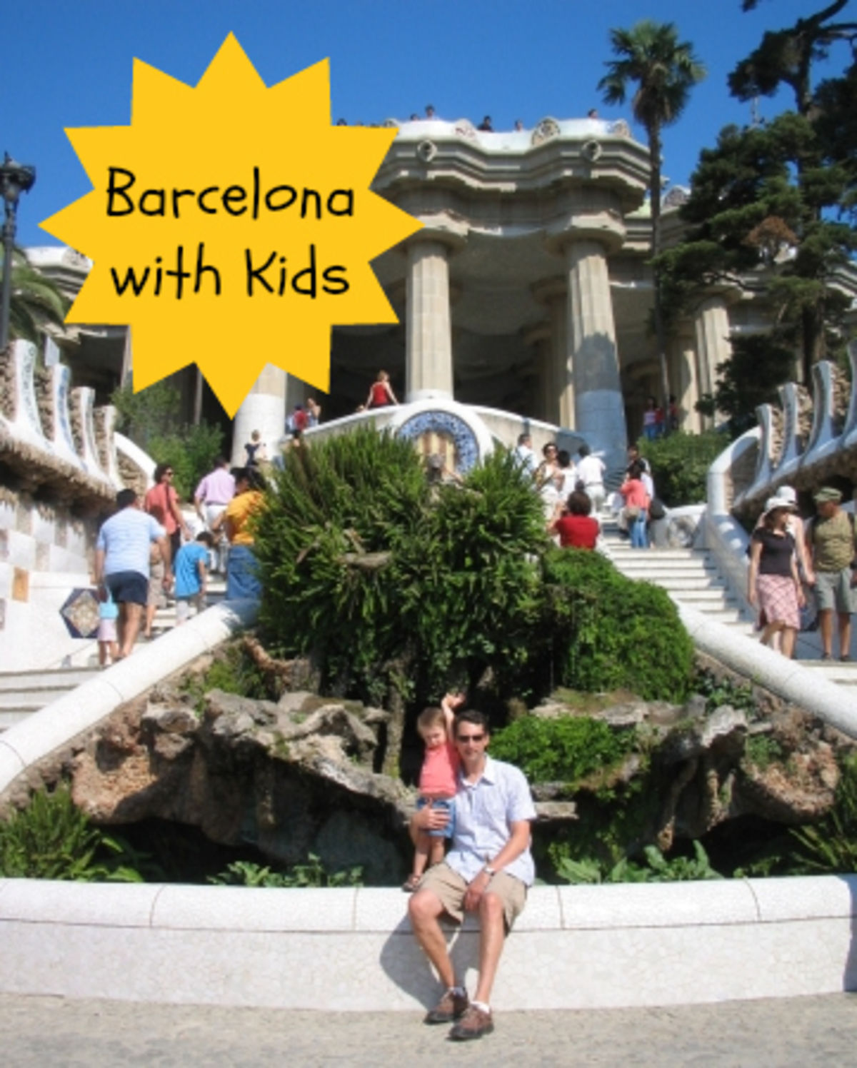 Headline for The Best & Worst of Barcelona with Kids