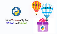 Do you know python version 3.7.8rc1 has been released for the testing?