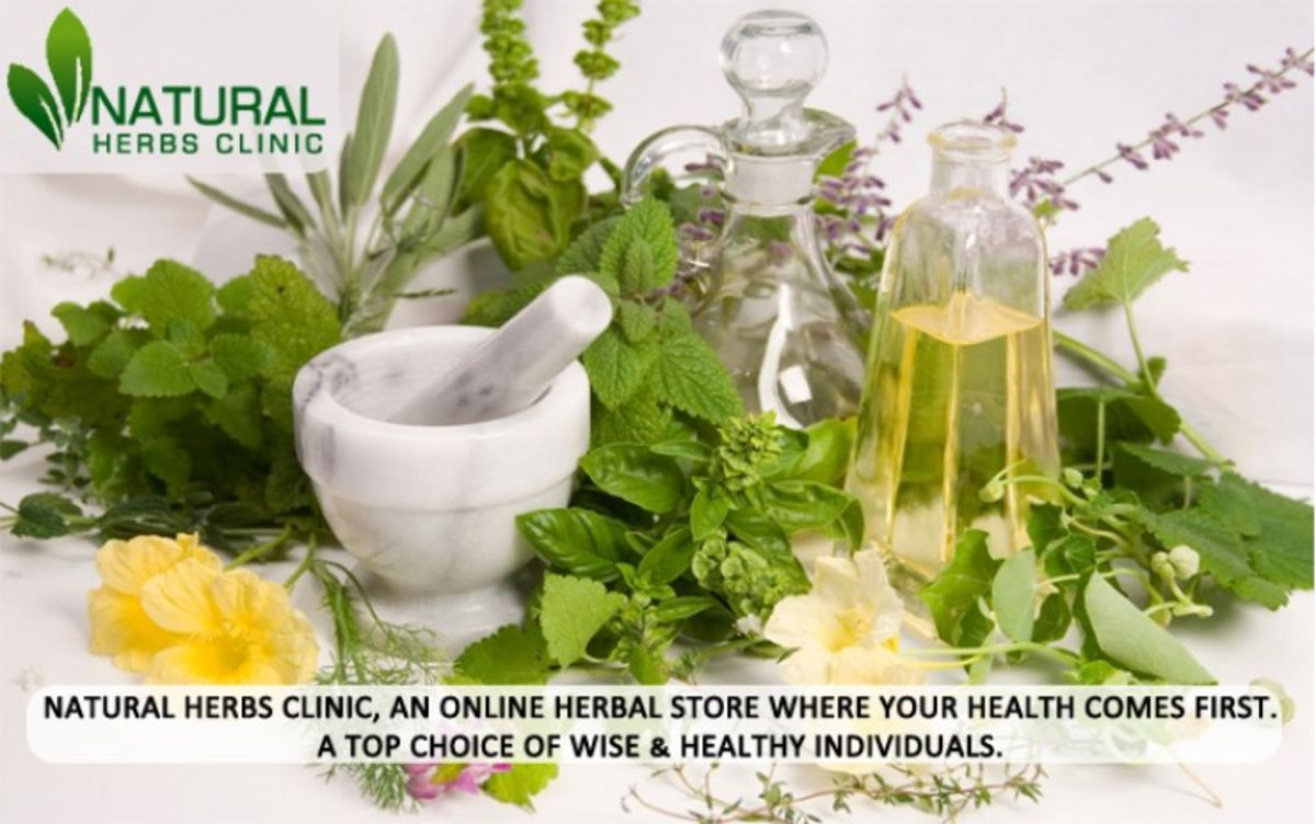 Headline for Natural Herbs Clinic