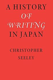 History of Writing in Japan