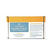 Canine HealthCheck - Genetic Health and Disease Screening Test for Dogs - Predict, Treat, and Care for your Pet's Med...