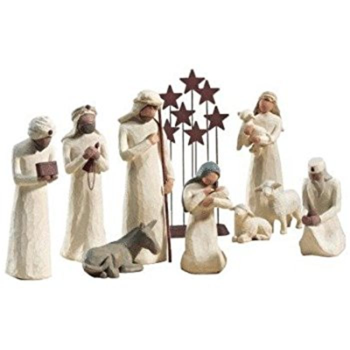 Demdaco Willow Tree Nativity Package FREE SHIPPING 14 Pc