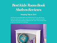 Best Kids' Room Book Shelves Reviews